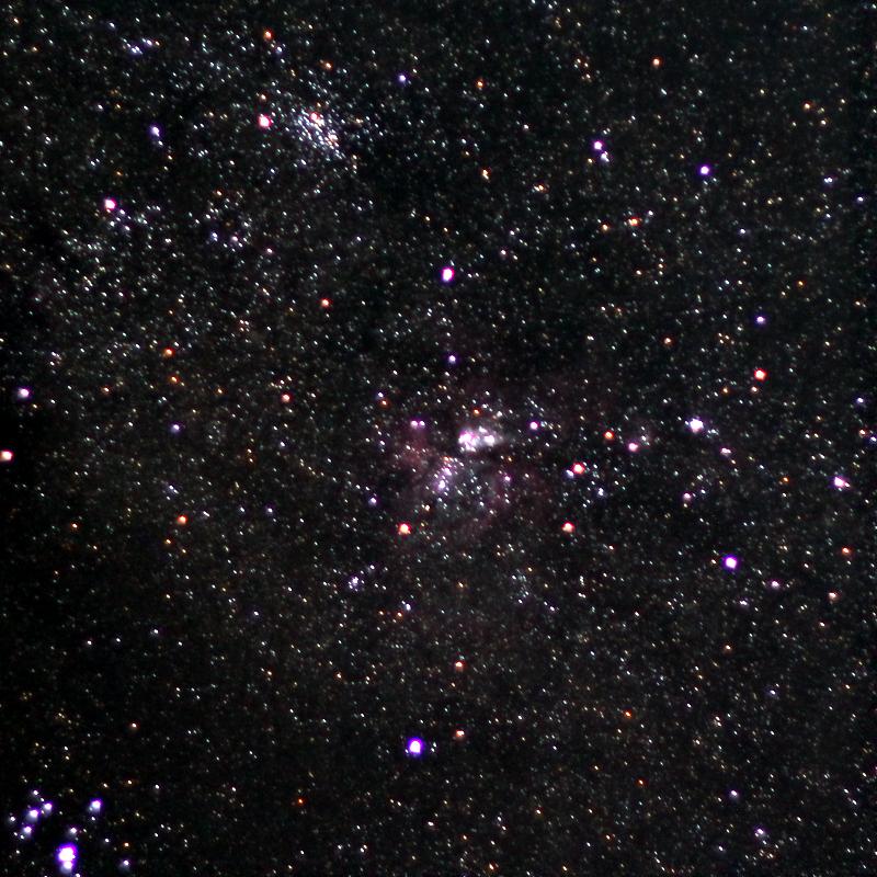 n Car nebula (NGC 3372 - C92)